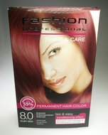 Fashion Professional - Ruby Red 8.0 (12 stuks)